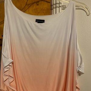New never worn cold shoulder dress!